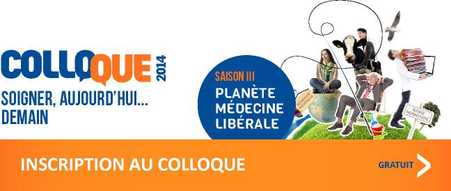 "Inscription au colloque ""Soigner, aujourd'hui...demain - Saison III"""