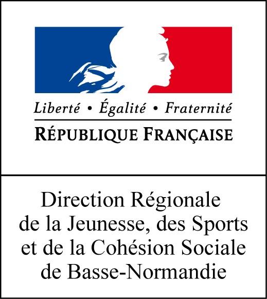 Logo DRJSCS Basse Normandie - L'URML Normandie et la société