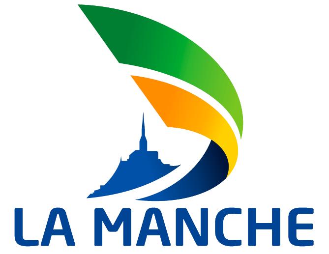 Logo CG Manche - Aides du Conseil départemental de la Manche à destination des internes en médecine, des remplaçants et collaborateurs