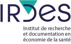 LOGO IRDES - Liens URPS et partenaires