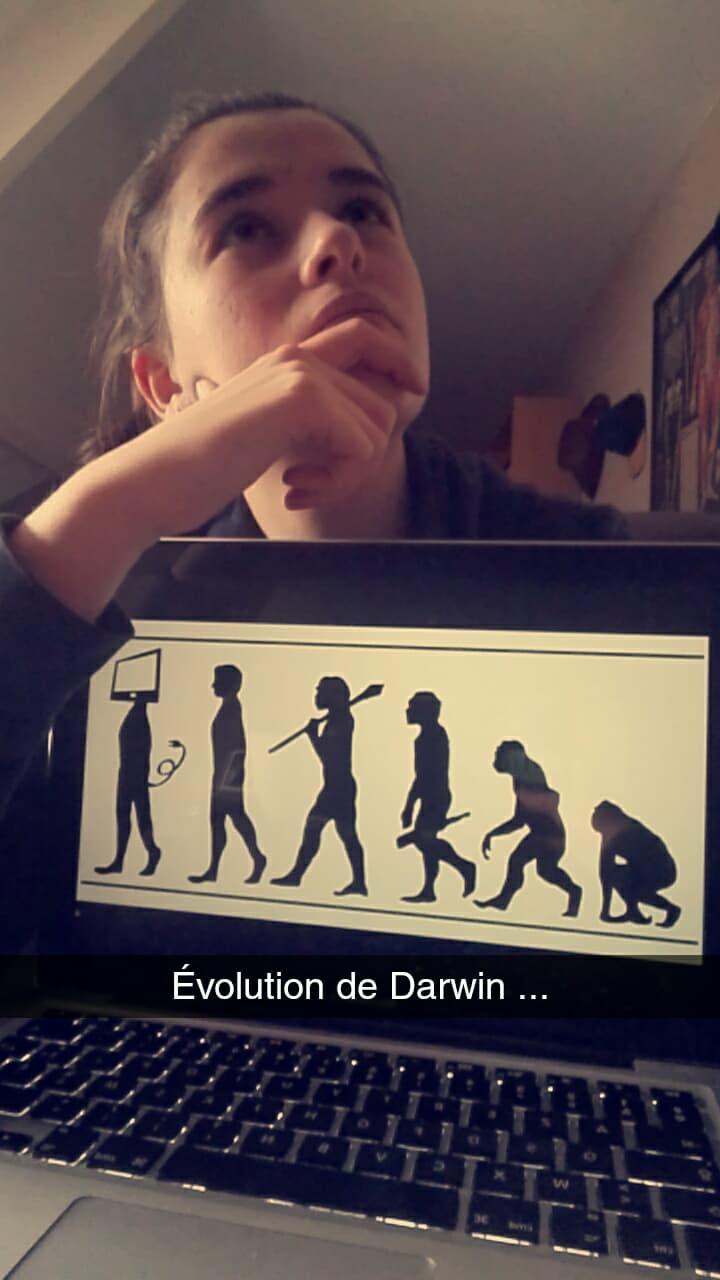 Evolution de Darwin - Concours<br />Vidéo 2019