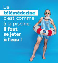 Affiche TLM 222x240 - Déploiement de la télémédecine