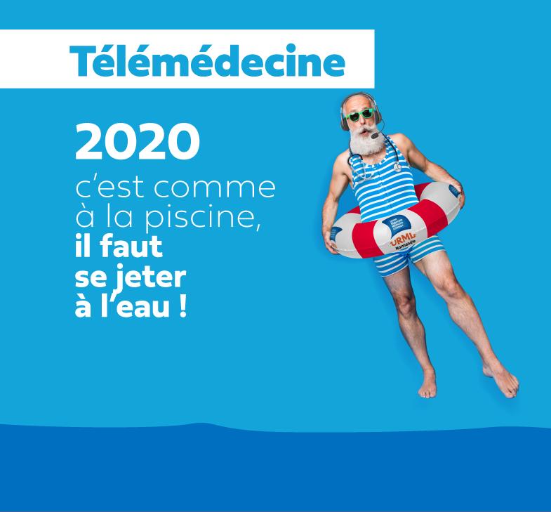 ID102 URML Normandie Page site telemed systemes part2020 - Télémédecine<br> et systèmes d'information