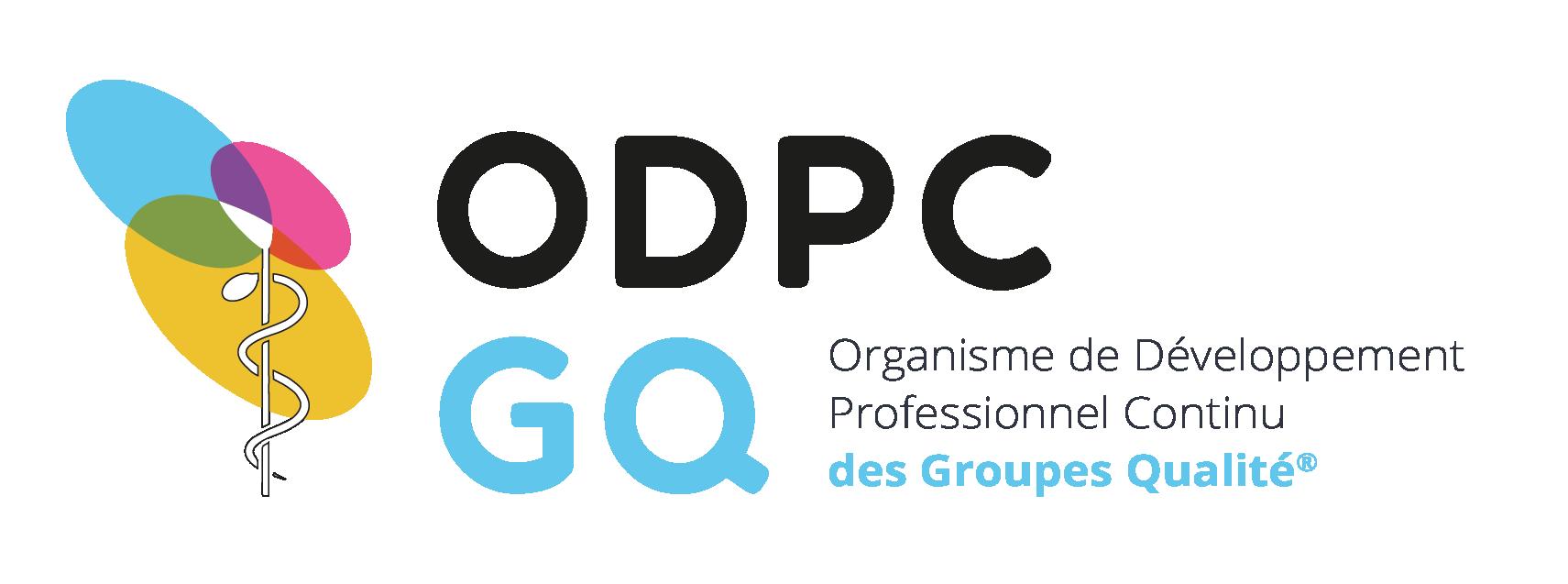 Logo ODPCGQ 01 - Formation continue et DPC