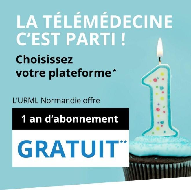 PLATEFORME - La Télémédecine c'est parti ! Choisissez votre plateforme