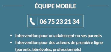 Capture - Maison des Adolescents du Calvados - Accueil Mobile Généraliste