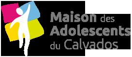 logo - Maison des Adolescents du Calvados - Accueil Mobile Généraliste