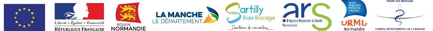 partenaires sartilly - 11 juillet 2019<br>Inauguration du PSLA de Sartilly-Baie-Bocage
