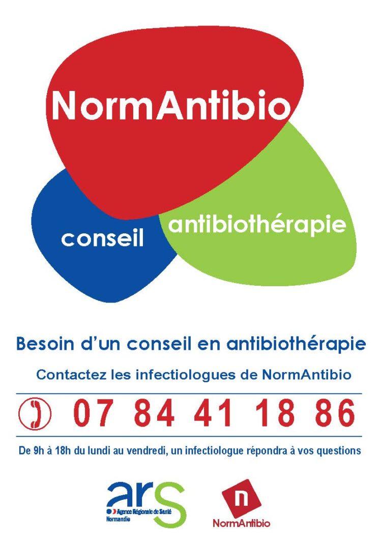 carte postale Normantibio 002 Page 1 747x1068 - Normantibio - Besoin d'un conseil en antibiothérapie