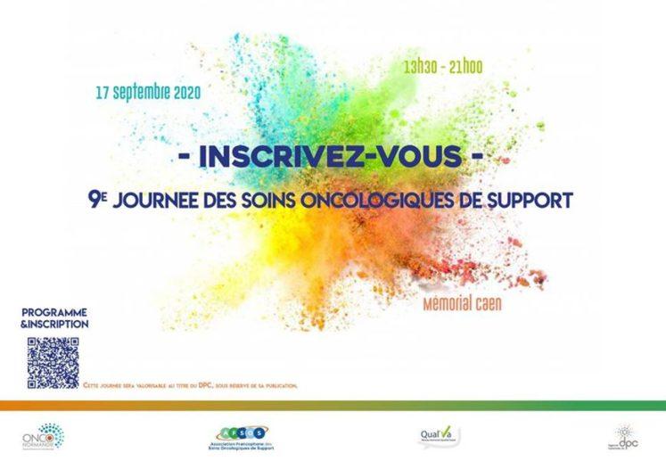 SOINS ONCOLOGIQUES DE SUPPORT 747x517 - 9ème Journée des Soins Oncologiques de Support