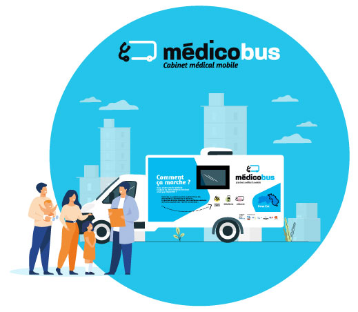 pastille medicobus - Médicobus