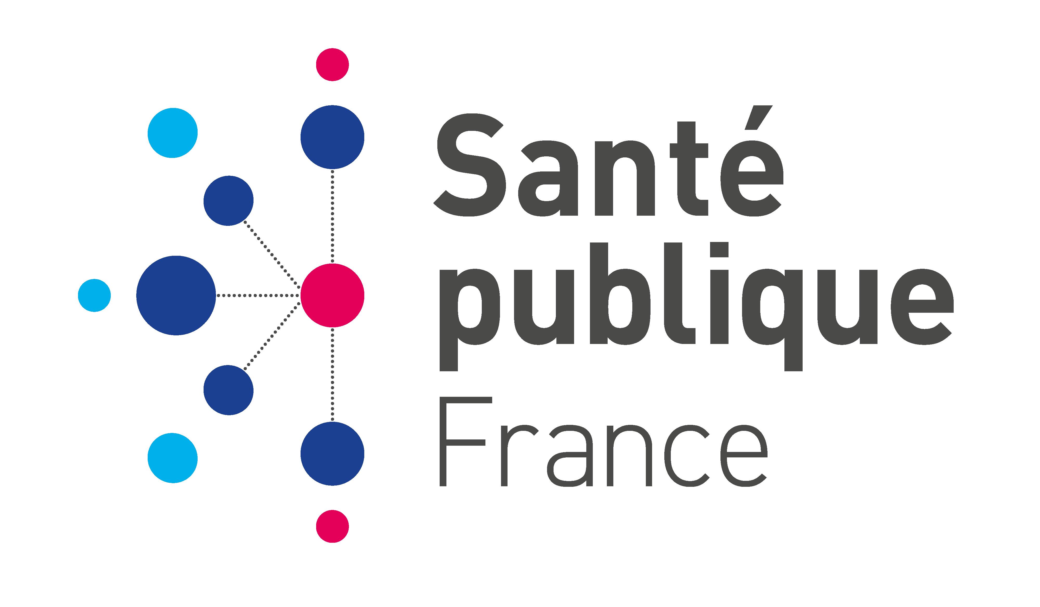 Logo Sante publique france - Liens URPS et partenaires