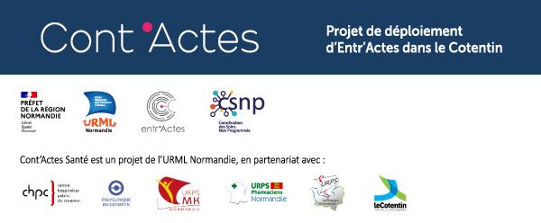 ID20072 URML Normandie ContActes Signature Mail - Cont'Actes Santé – Projet de déploiement d'Entr'Actes dans le Cotentin